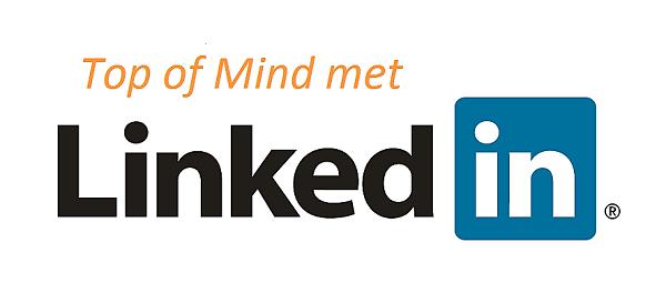 Top of Mind met LinkedIn 1
