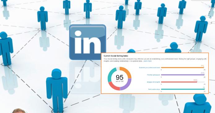 LinkedIn, online ambassadeurs en social selling